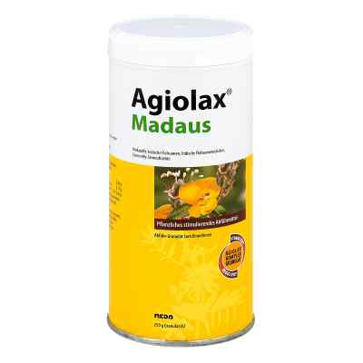 Agiolax Madaus granulat na przeczyszczenie  zamów na apo-discounter.pl