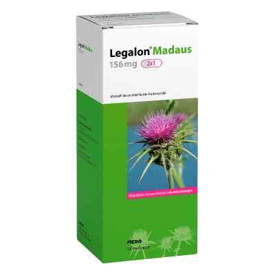Legalon 156 mg Madaus Hartkapseln  zamów na apo-discounter.pl