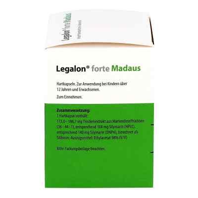 Legalon forte Madaus Hartkapseln  zamów na apo-discounter.pl