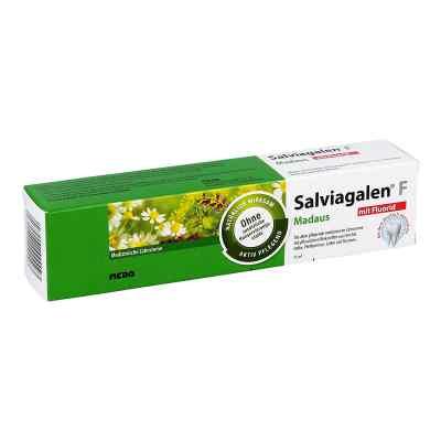 Salviagalen F Madaus pasta do zębów  zamów na apo-discounter.pl