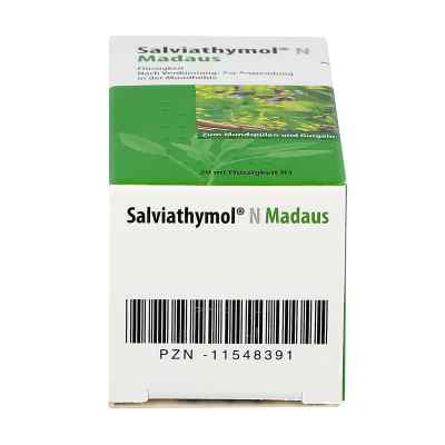Salviathymol N Madaus krople