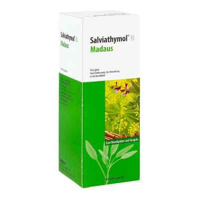 Salviathymol N Madaus, krople  zamów na apo-discounter.pl