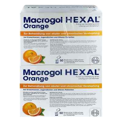 Macrogol Hexal Orange   zamów na apo-discounter.pl