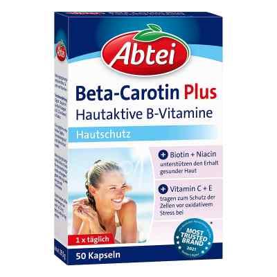 Abtei Beta-carotin Plus Hautaktive B-vitamine Kapseln   zamów na apo-discounter.pl