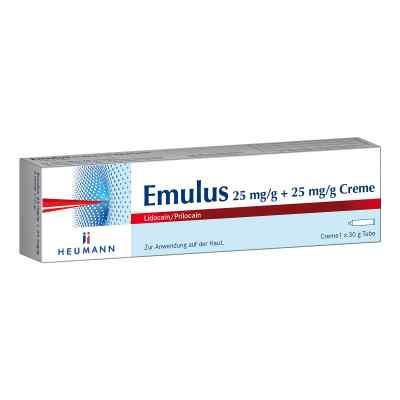 Emulus 25 mg/g + 25 mg/g Creme  zamów na apo-discounter.pl