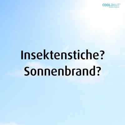 Coolakut Stich & Sun Pflege-gel  zamów na apo-discounter.pl
