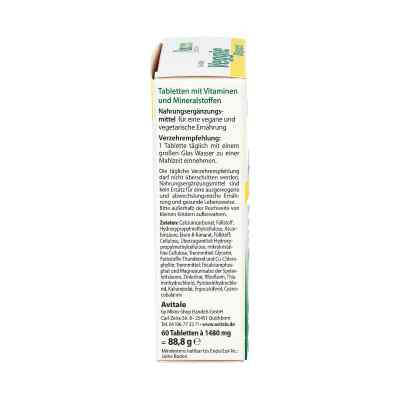 Avitale Vegi Depot Tabletki witaminowe dla wegetarian  zamów na apo-discounter.pl