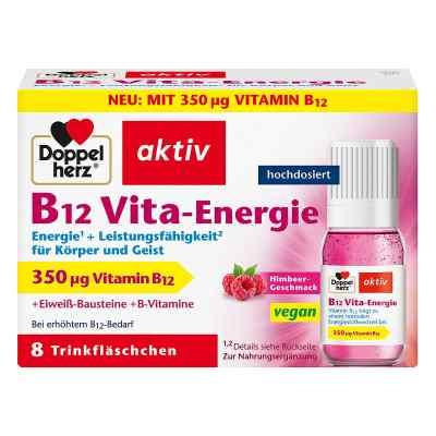 Doppelherz B12 Vita-energie w ampułkach do spożycia  zamów na apo-discounter.pl