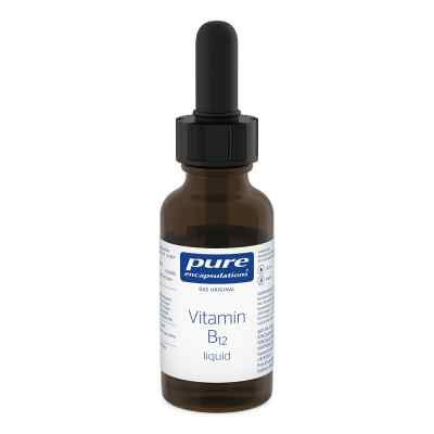 Pure Encapsulations Vitamin B12 liquid  zamów na apo-discounter.pl