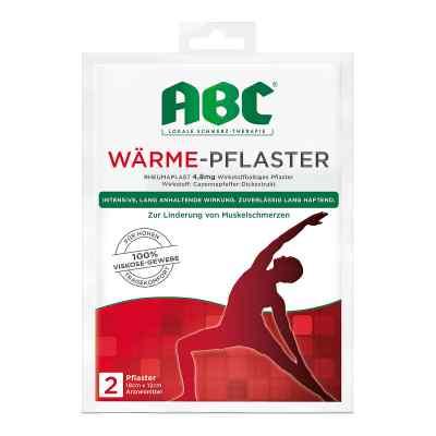 Hansaplast med ABC plaster rozgrzewający 4,8 mg  zamów na apo-discounter.pl