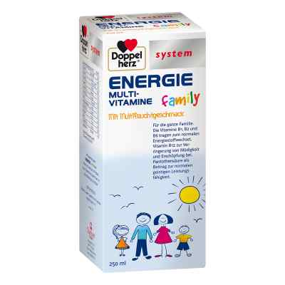 Doppelherz Energie family system flüssig  zamów na apo-discounter.pl
