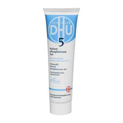 Biochemie Dhu 5 Kalium phosphoricum D 4 Gel  zamów na apo-discounter.pl
