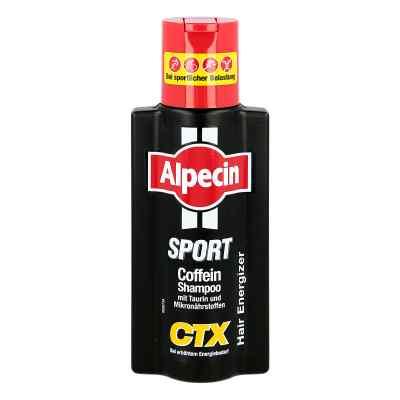 Alpecin Sport Ctx - szampon kofeinowy 250 ml od Dr. Kurt Wolff GmbH & Co. KG PZN 11654331