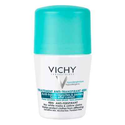 Vichy Deo Roll-on antyperspirant w kulce 48h   zamów na apo-discounter.pl