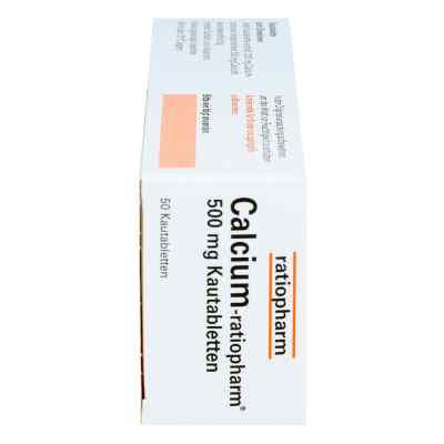 Calcium Ratiopharm 500 mg Kautabletten  zamów na apo-discounter.pl