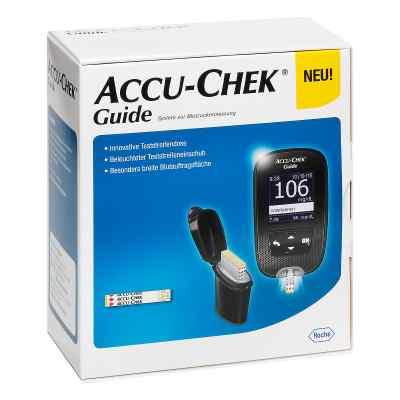 Accu Chek Guide Set mg/dl  zamów na apo-discounter.pl