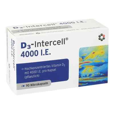 D3- intercell 4.000 I.e. kapsułki  zamów na apo-discounter.pl