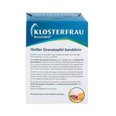 Klosterfrau Broncholind napój z granatu i rokitnika