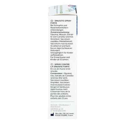 Emser Sinusitis Spray forte  zamów na apo-discounter.pl