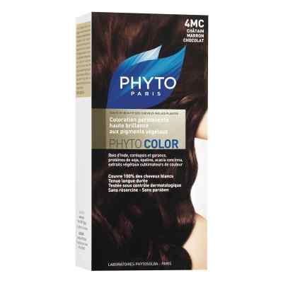 Phytocolor 4mc czekoladowo-kasztanowo-brązowy (1 szt.)  zamów na apo-discounter.pl