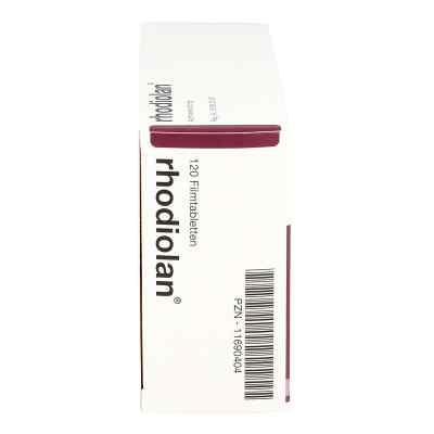 Rhodiolan tabletki powlekane