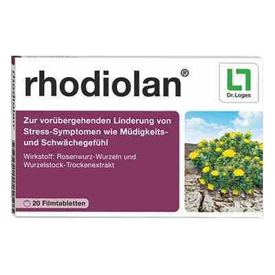 Rhodiolan Filmtabletten