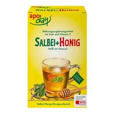 Apoday heisser Salbei+honig+vit.c+zink Pulver  zamów na apo-discounter.pl