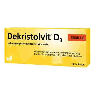 Dekristolvit D3 5.600 I.e. tabletki  zamów na apo-discounter.pl