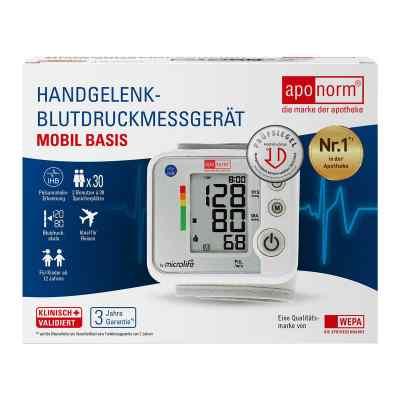Aponorm Blutdruck Messgerät Mobil Basis Handgelenk  zamów na apo-discounter.pl
