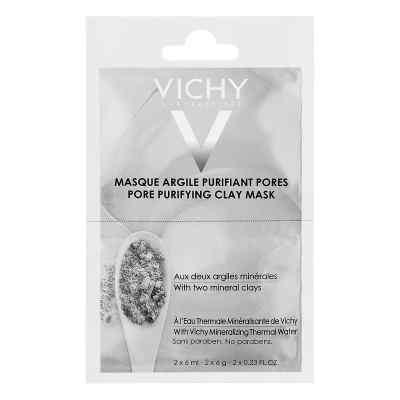 Vichy głęboko oczyszczająca maseczka do twarzy  zamów na apo-discounter.pl