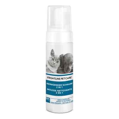 Frontline Pet Care reinigender Schaum 2in1 veterinär