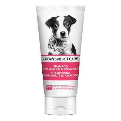 Frontline Pet Care szampon dla szczeniąt i kociąt  zamów na apo-discounter.pl