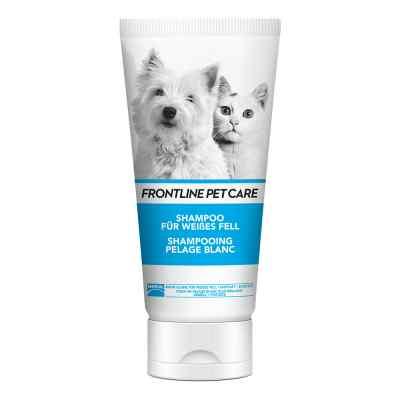 Frontline Pet Care Szampon do sierści jasnej   zamów na apo-discounter.pl