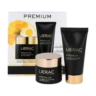 Lierac Premium Verwöhnset 2016  zamów na apo-discounter.pl