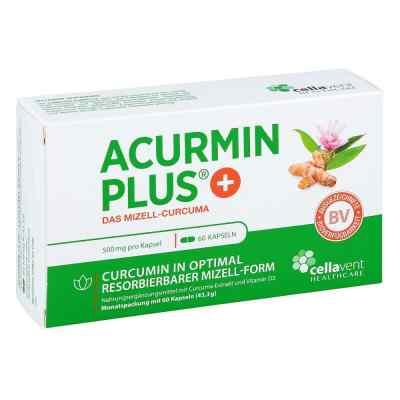 Acurmin Plus Kurkuma micelarna kapsułki  zamów na apo-discounter.pl