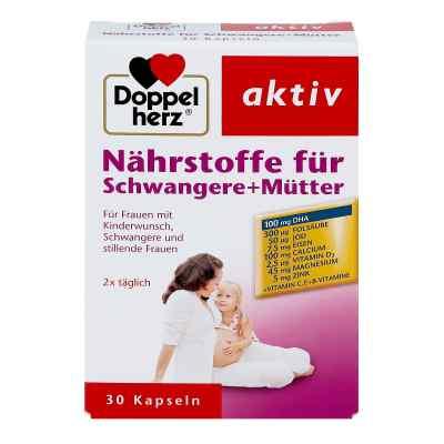Doppelherz Nährstoffe für Schwangere+mütter Kapsel (n)