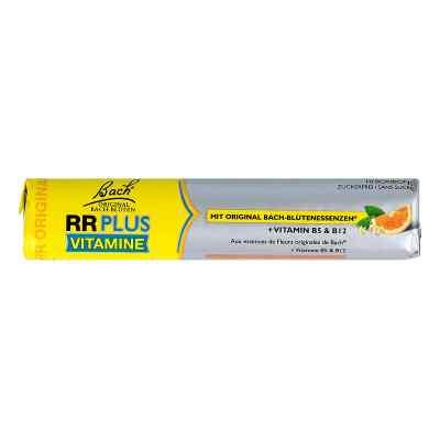 dr Bach RR Plus witaminy B5 i B12, cukierki