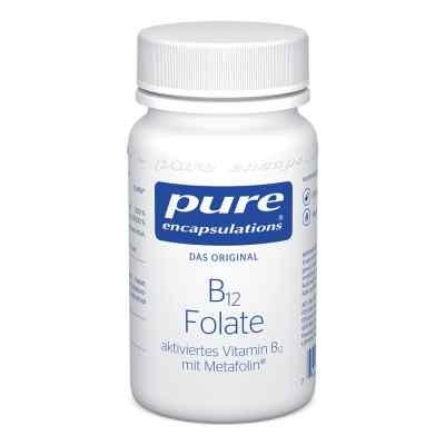 Pure Encapsulations B12 Folate kapsułki   zamów na apo-discounter.pl