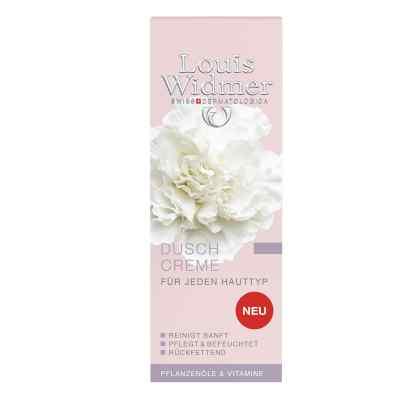 Widmer Dusch Creme leicht parfumiert