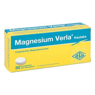 Magnesium Verla tabletki do żucia  zamów na apo-discounter.pl