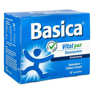 Basica Vital pur Basenpulver  zamów na apo-discounter.pl