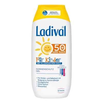 Ladival Kinder Sonnengel allergische Haut Lsf 50+  zamów na apo-discounter.pl