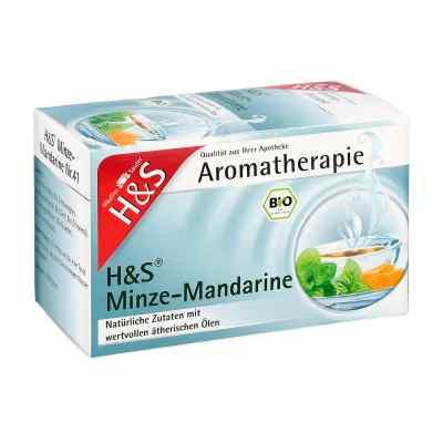 H&s Bio Minze-mandarine Aromatherapie Filterbeutel  zamów na apo-discounter.pl