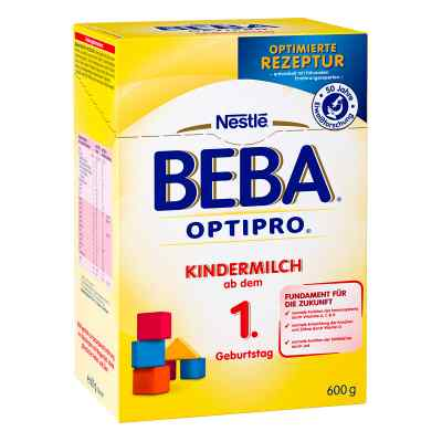 Nestle Beba Optipro Kindermilch ab dem 12.mon.plv.  zamów na apo-discounter.pl
