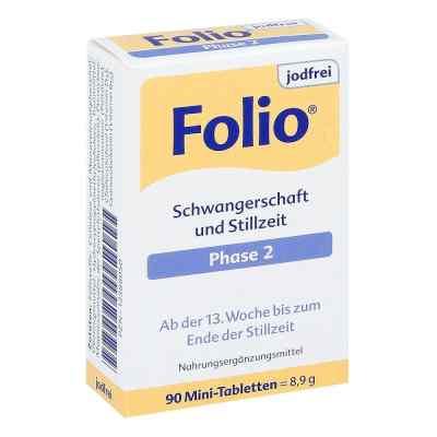 Folio 2 jodfrei Filmtabletten  zamów na apo-discounter.pl
