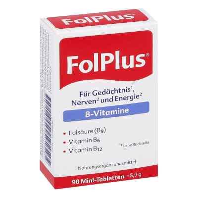Folplus tabletki powlekane  zamów na apo-discounter.pl