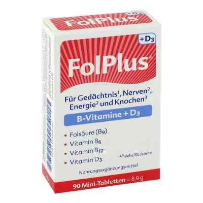 Folplus+d3 Tabletten  zamów na apo-discounter.pl