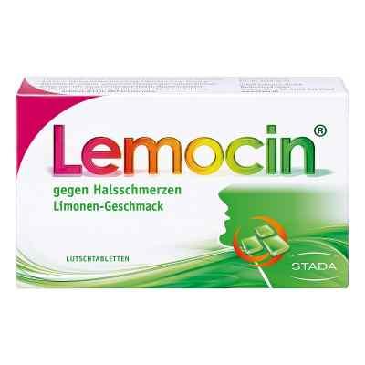 Lemocin na ból gardła  zamów na apo-discounter.pl