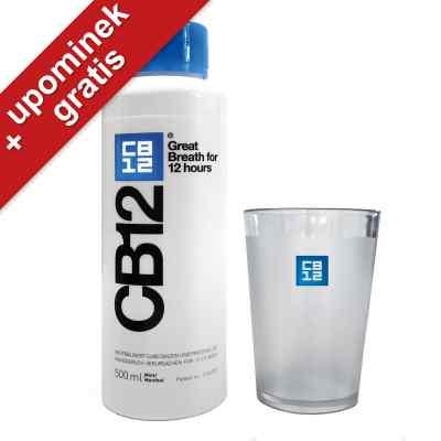 CB12 Płyn do płukania jamy ustnej + gratis
