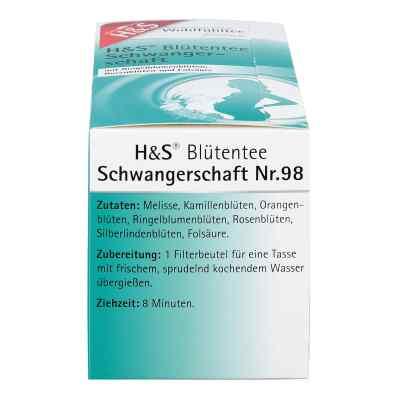 H&s Schwangerschaft Blütentee Filterbeutel